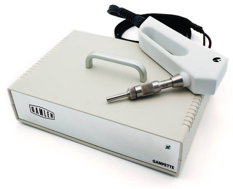 Gampette Precision Powder Pipette - for precise, fast and reproducible powder dispensing