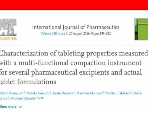Paper of the month – August 2021